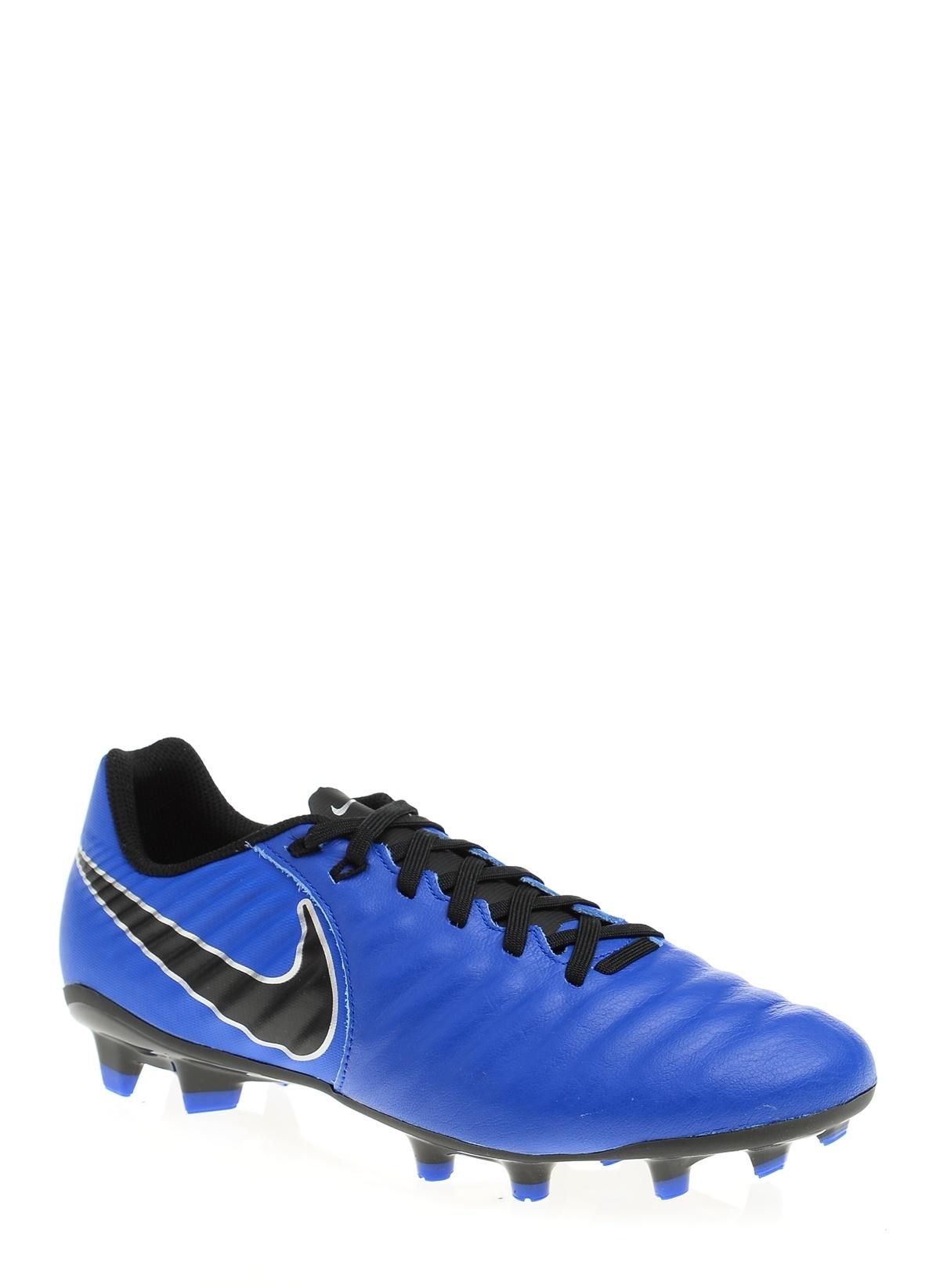 22f312a525b Nike Erkek Legend 7 Academy Fg Racer Blue Black-Metallic Silv ...